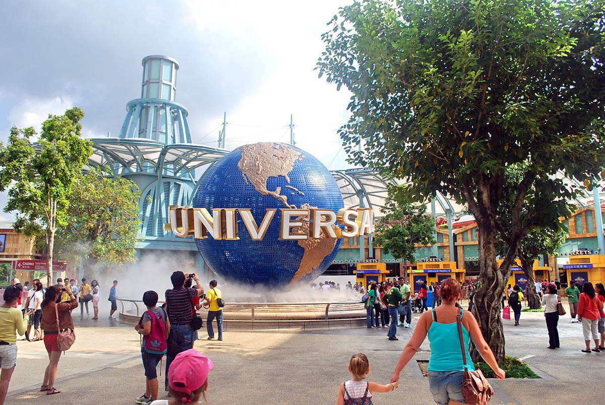 Official List of the Top 25 Amusement Parks the World