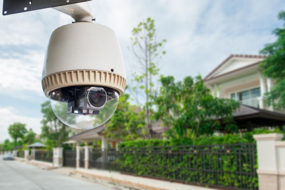CCTV systems for your home