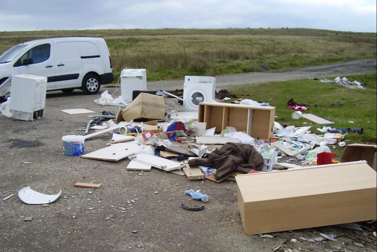 Why is Fly Tipping Such a Problem