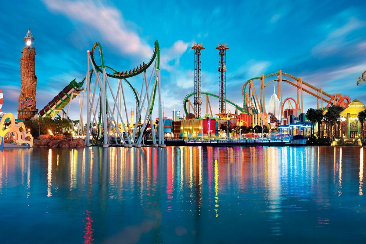 Top 25 Amusement Parks