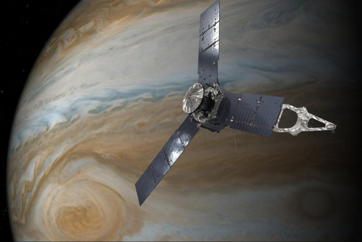 Juno Mission Jupiter