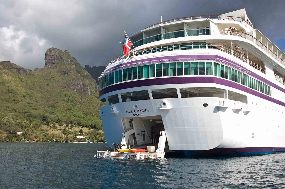10 of the Worlds Most Luxurious Cruise Ships