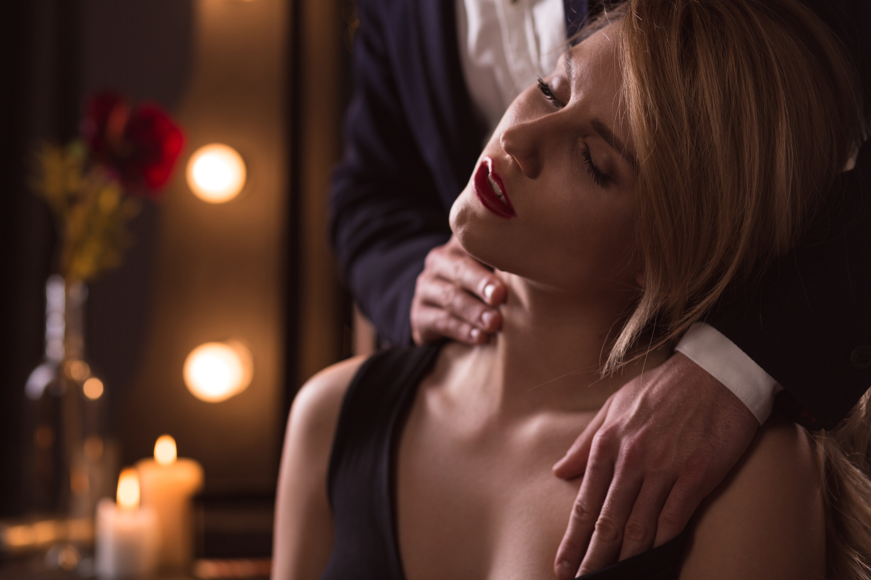 10 Erogenous Zones You Never Considered That Can Drive Your Partner Wild In Bed